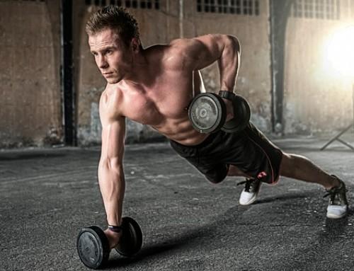 Fitness i trening – siedem zalet pyłku sosnowego